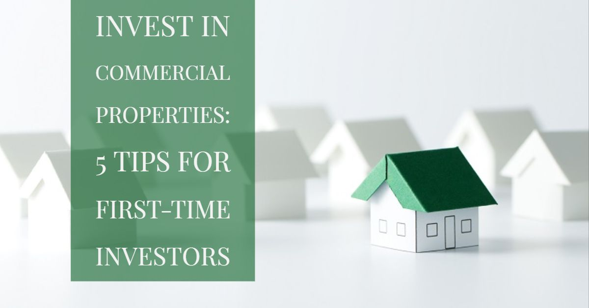 commercial real estate investment companies