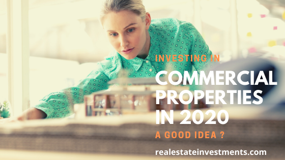 commercial real estate investing in USA